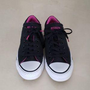 Converse ctas Madison black sneakers W7